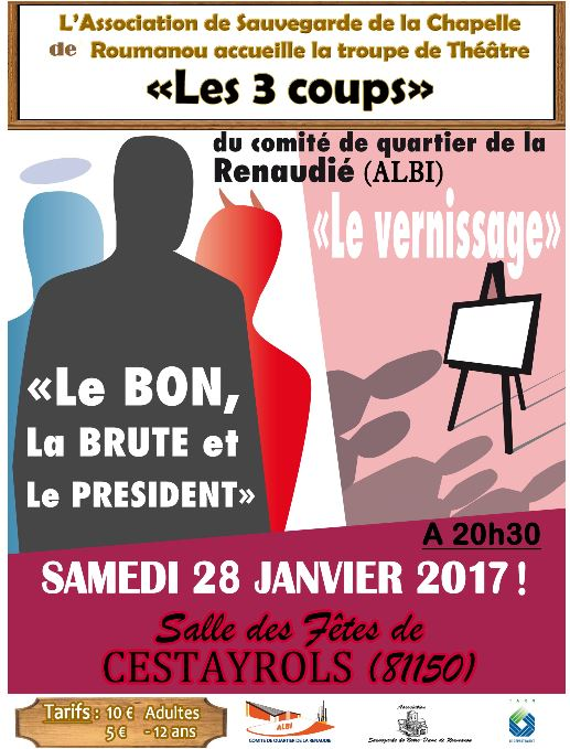 Capture affiche theatre 2017