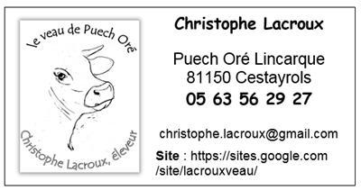 Christophe Lacroux