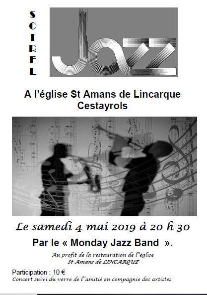 Concert 2019 lincarque