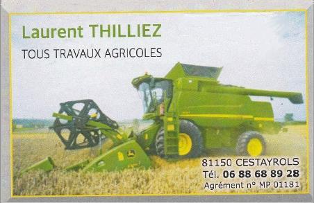 Laurent thilliez